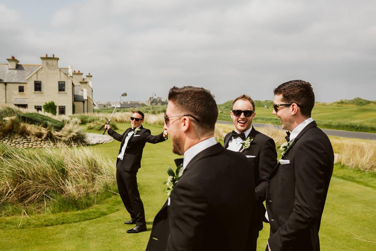 Trump Doonbeg Wedding Photographer 25