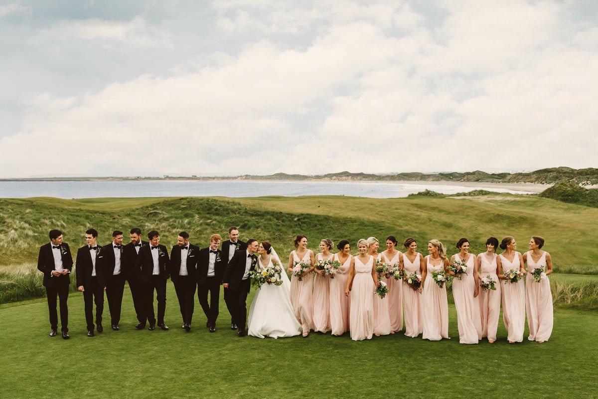 Trump Doonbeg Wedding Photographer 54