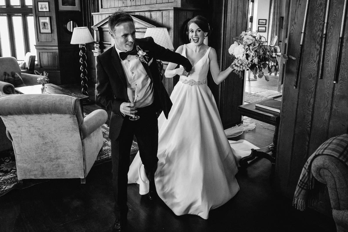 Trump Doonbeg Wedding Photographer 62