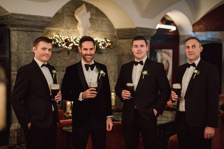 Adare Manor Wedding - A 5 Star Festive Celebration 40
