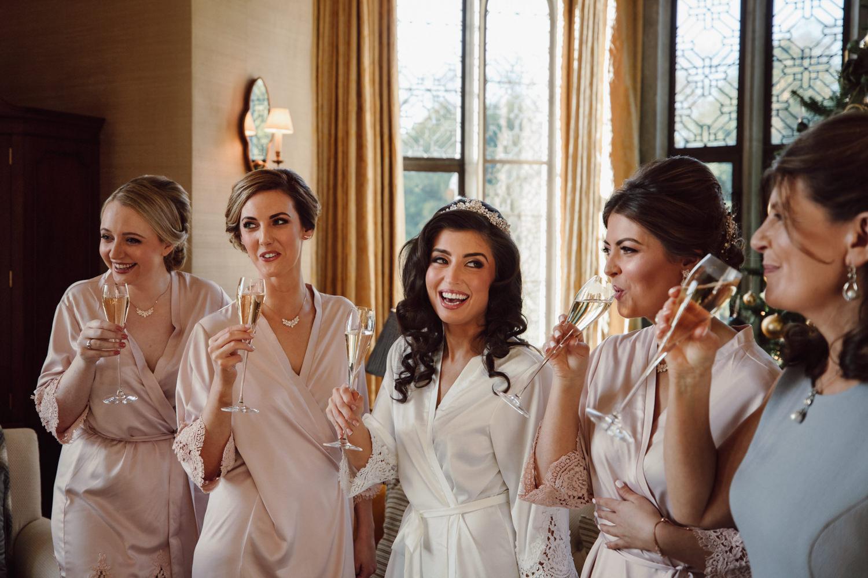 Adare Manor Wedding - A 5 Star Festive Celebration 41