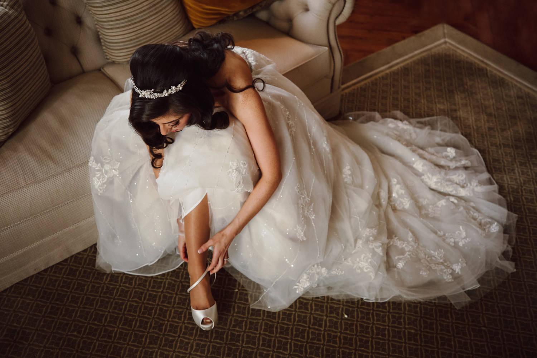 Adare Manor Wedding - A 5 Star Festive Celebration 44