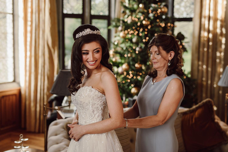 Adare Manor Wedding - A 5 Star Festive Celebration 45
