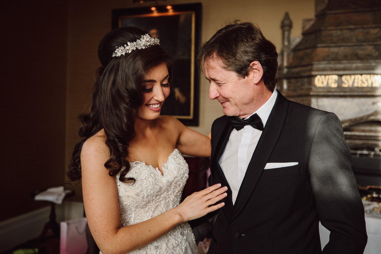 Adare Manor Wedding - A 5 Star Festive Celebration 47