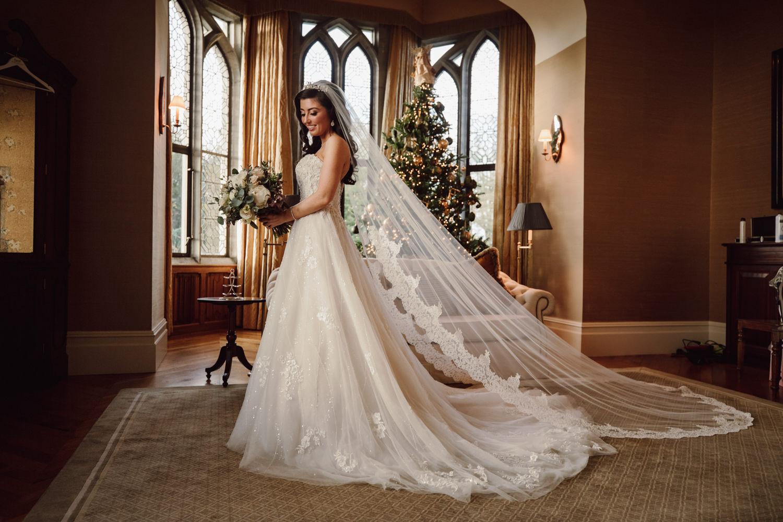 Adare Manor Wedding - A 5 Star Festive Celebration 49