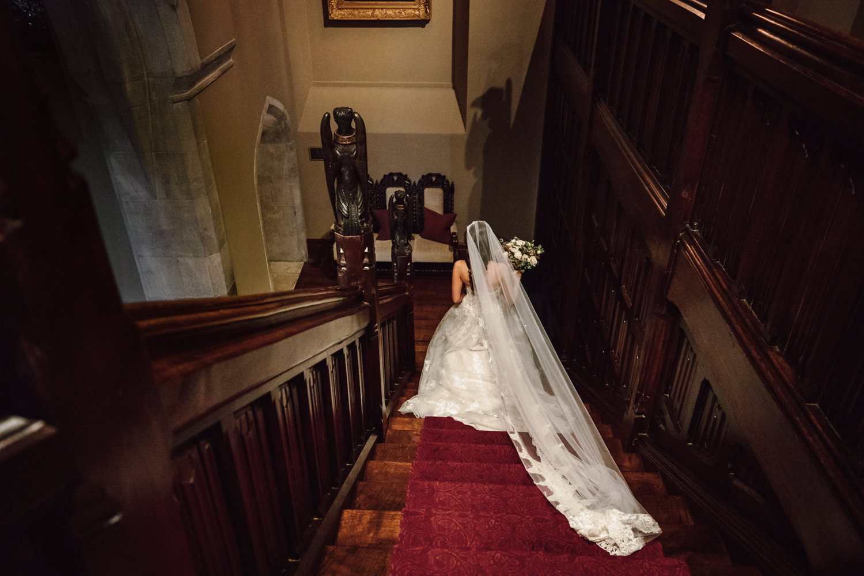 Adare Manor Wedding - A 5 Star Festive Celebration 51