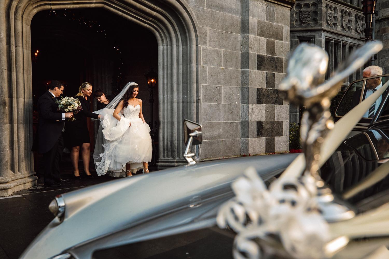 Adare Manor Wedding - A 5 Star Festive Celebration 53