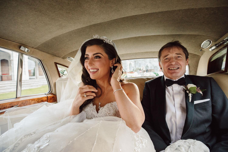 Adare Manor Wedding - A 5 Star Festive Celebration 54