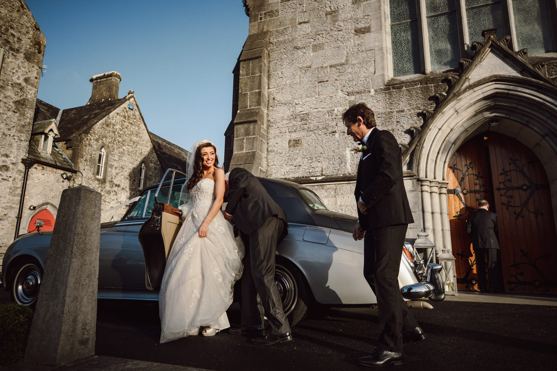 Adare Manor Wedding - A 5 Star Festive Celebration 55