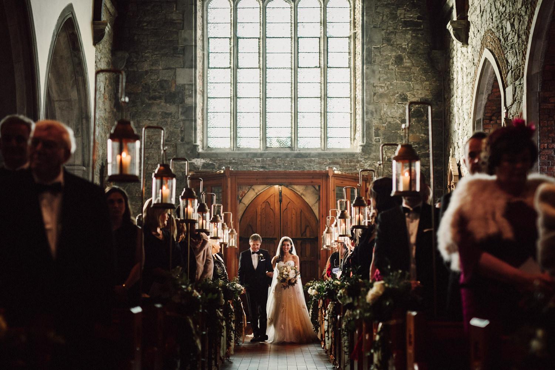 Adare Manor Wedding - A 5 Star Festive Celebration 57