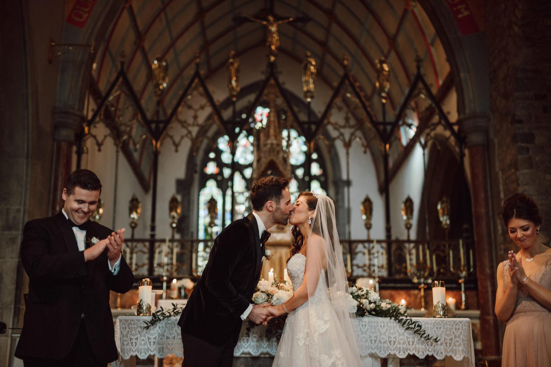 Adare Manor Wedding - A 5 Star Festive Celebration 64