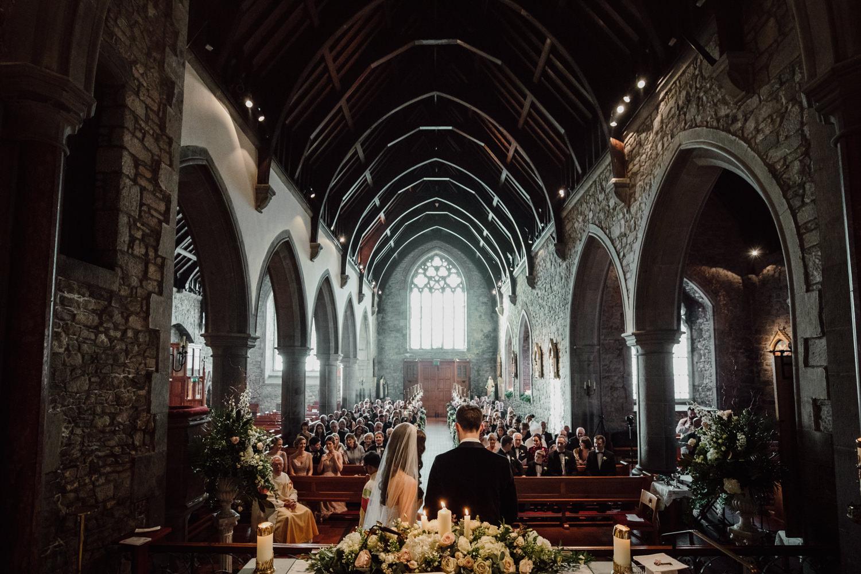 Adare Manor Wedding - A 5 Star Festive Celebration 66