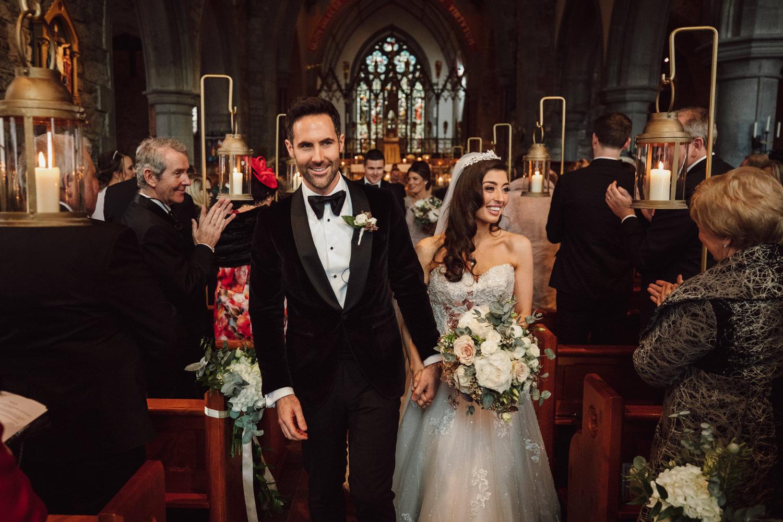 Adare Manor Wedding - A 5 Star Festive Celebration 69