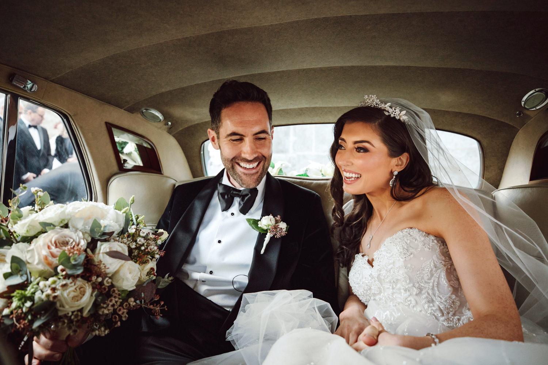Adare Manor Wedding - A 5 Star Festive Celebration 4