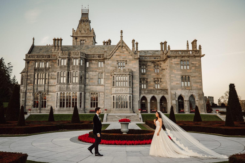 Adare Manor Wedding - A 5 Star Festive Celebration 5