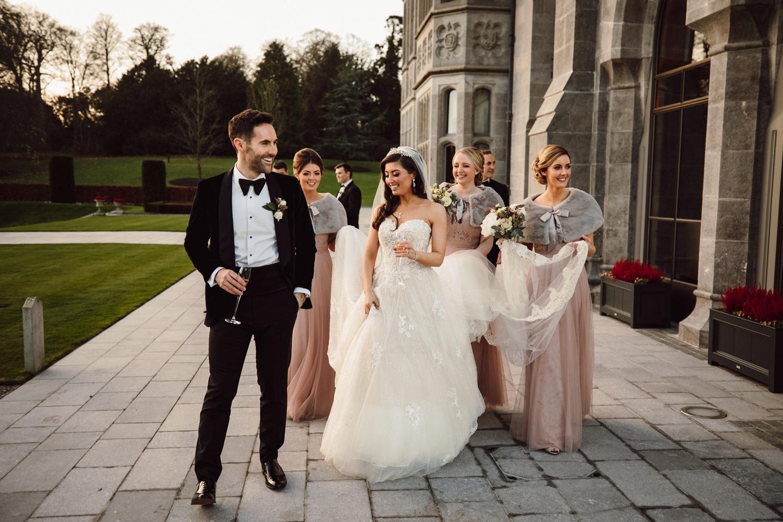 Adare Manor Wedding - A 5 Star Festive Celebration 72