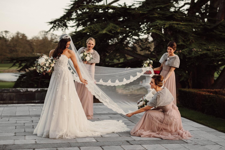 Adare Manor Wedding - A 5 Star Festive Celebration 7