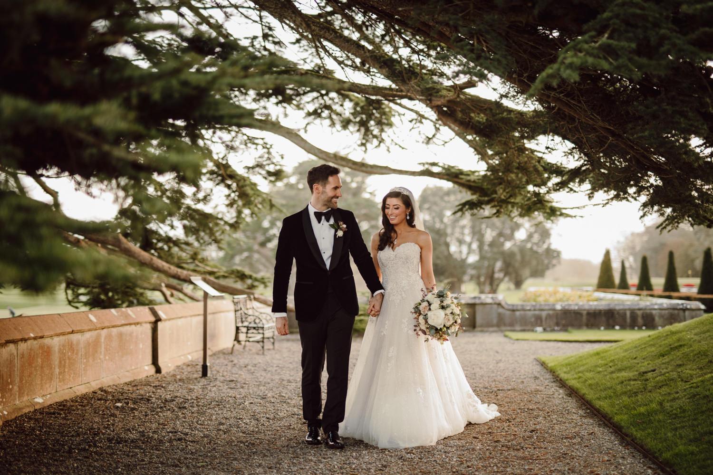 Adare Manor Wedding - A 5 Star Festive Celebration 73