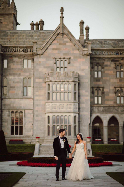 Adare Manor Wedding - A 5 Star Festive Celebration 78