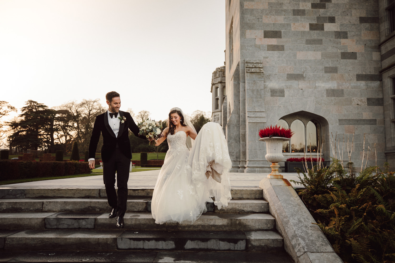 Adare Manor Wedding - A 5 Star Festive Celebration 79