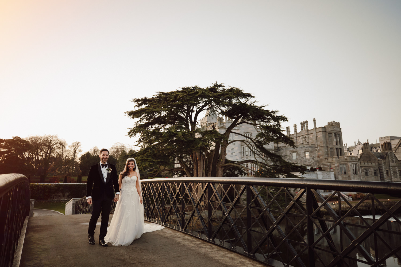 Adare Manor Wedding - A 5 Star Festive Celebration 80