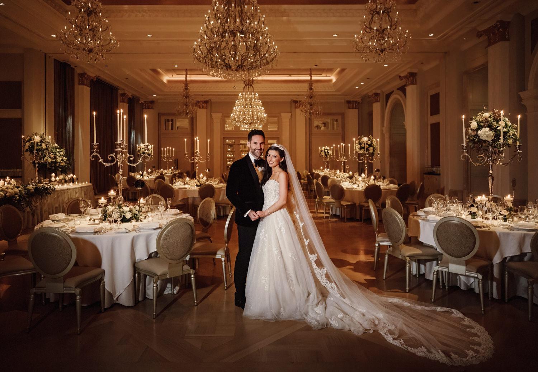 Adare Manor Wedding - A 5 Star Festive Celebration 8