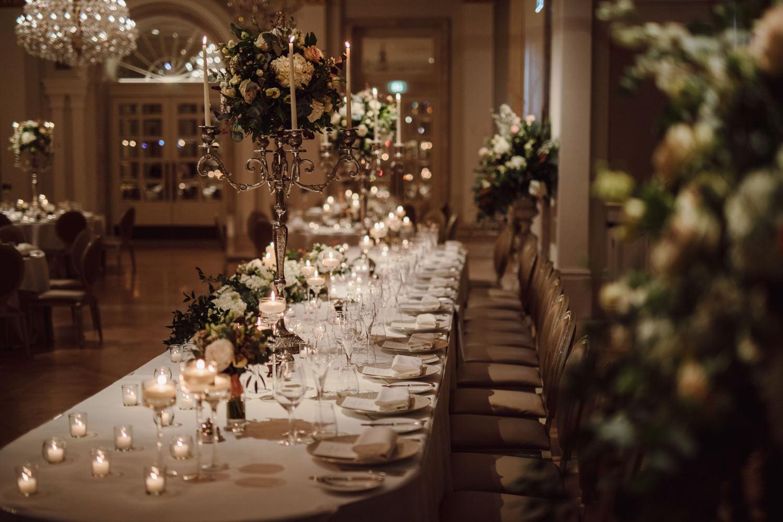 Adare Manor Wedding - A 5 Star Festive Celebration 9