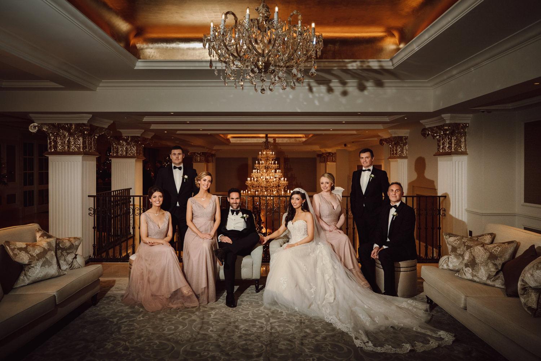 Adare Manor Wedding - A 5 Star Festive Celebration 11