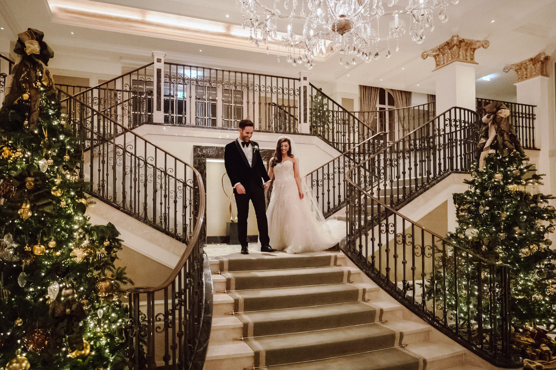 Adare Manor Wedding - A 5 Star Festive Celebration 12