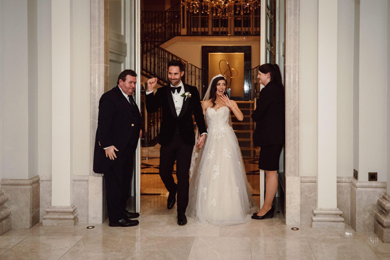 Adare Manor Wedding - A 5 Star Festive Celebration 83