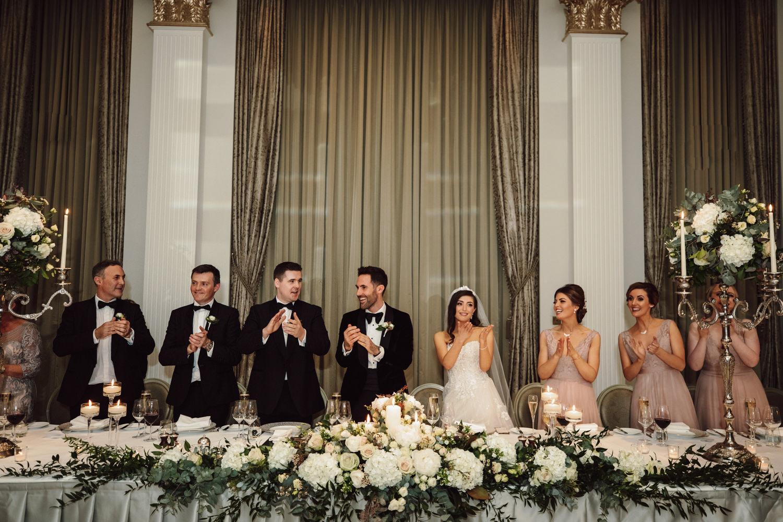 Adare Manor Wedding - A 5 Star Festive Celebration 84