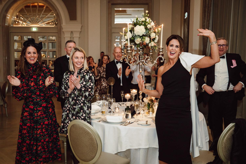Adare Manor Wedding - A 5 Star Festive Celebration 85