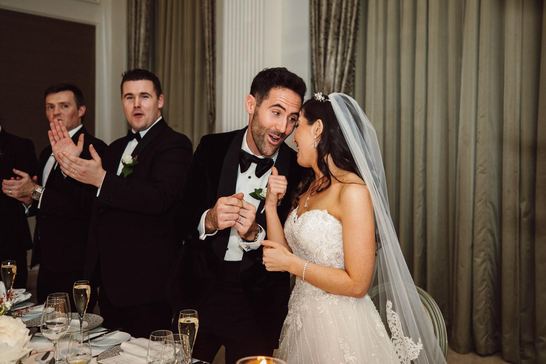 Adare Manor Wedding - A 5 Star Festive Celebration 86