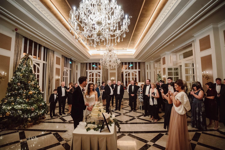 Adare Manor Wedding - A 5 Star Festive Celebration 89