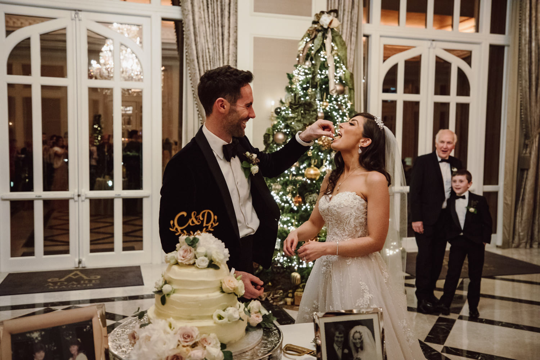 Adare Manor Wedding - A 5 Star Festive Celebration 90