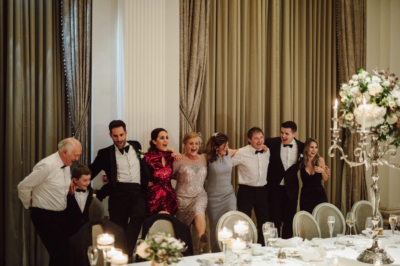 Adare Manor Wedding - A 5 Star Festive Celebration 92