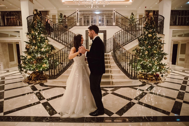 Adare Manor Wedding - A 5 Star Festive Celebration 94