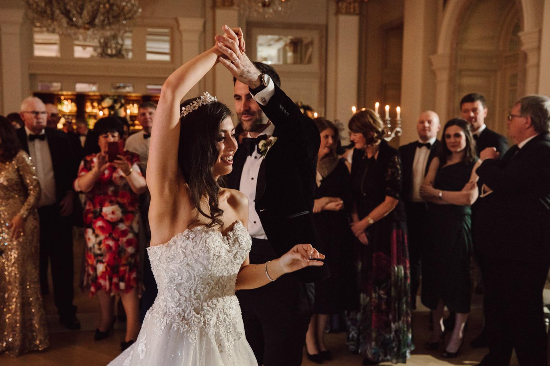 Adare Manor Wedding - A 5 Star Festive Celebration 98