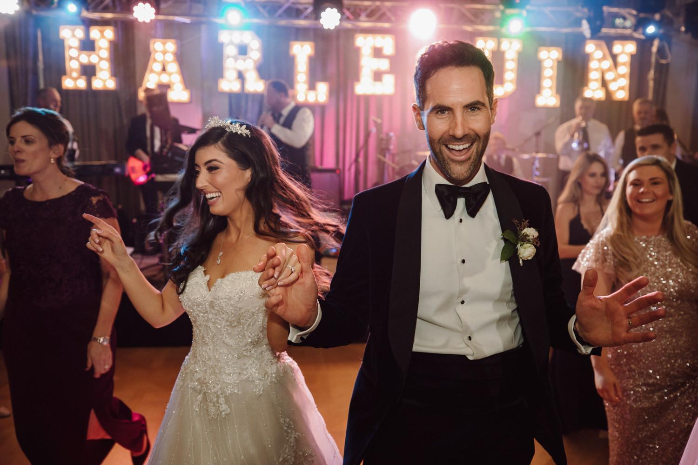 Adare Manor Wedding - A 5 Star Festive Celebration 14