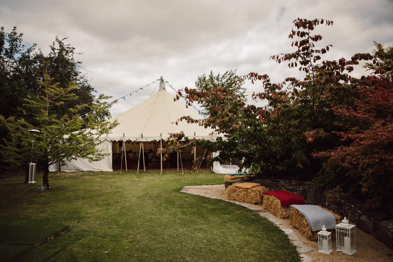 Magical Garden Marquee Wedding 15