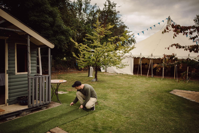 Magical Garden Marquee Wedding 24