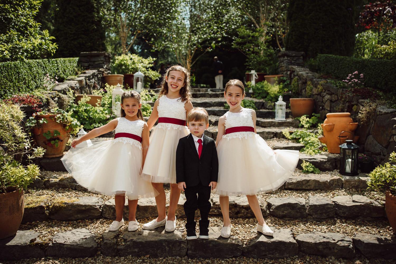 Magical Garden Marquee Wedding 62