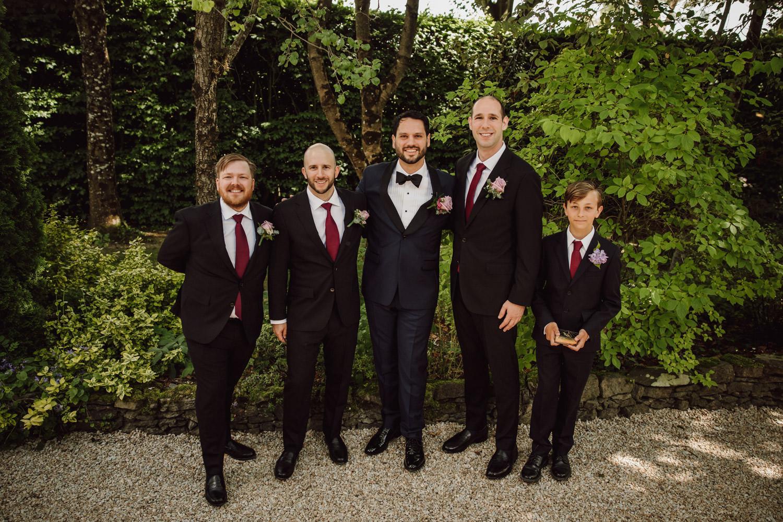 Magical Garden Marquee Wedding 83