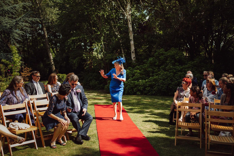 Magical Garden Marquee Wedding 87