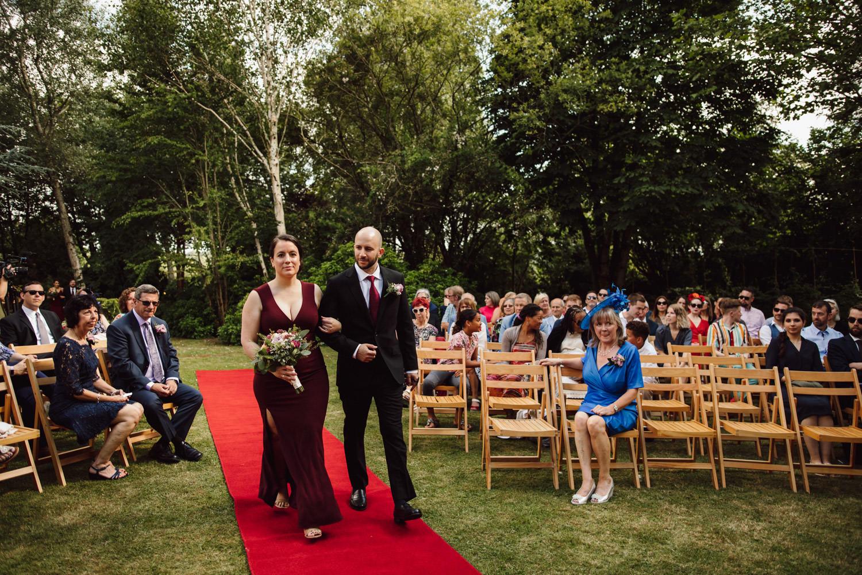 Magical Garden Marquee Wedding 92