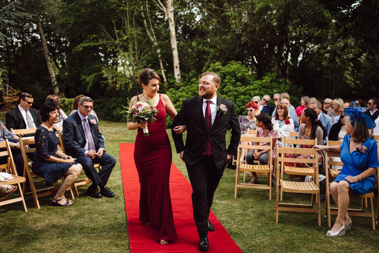 Magical Garden Marquee Wedding 94