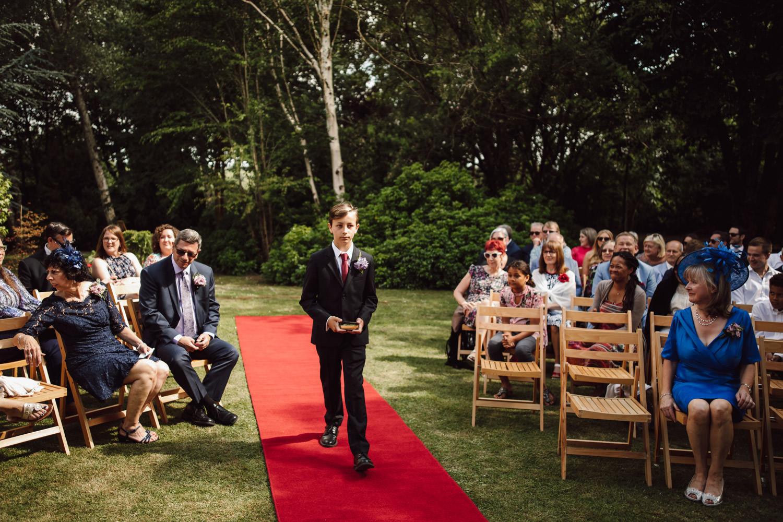Magical Garden Marquee Wedding 95