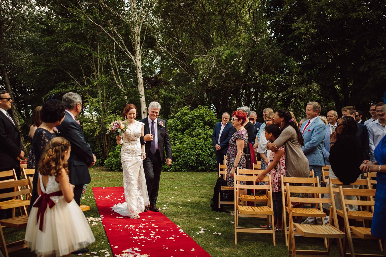 Magical Garden Marquee Wedding 99