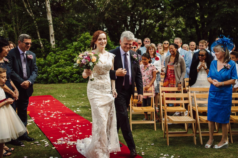 Magical Garden Marquee Wedding 100