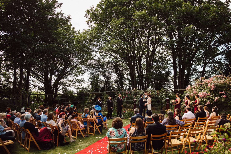Magical Garden Marquee Wedding 107